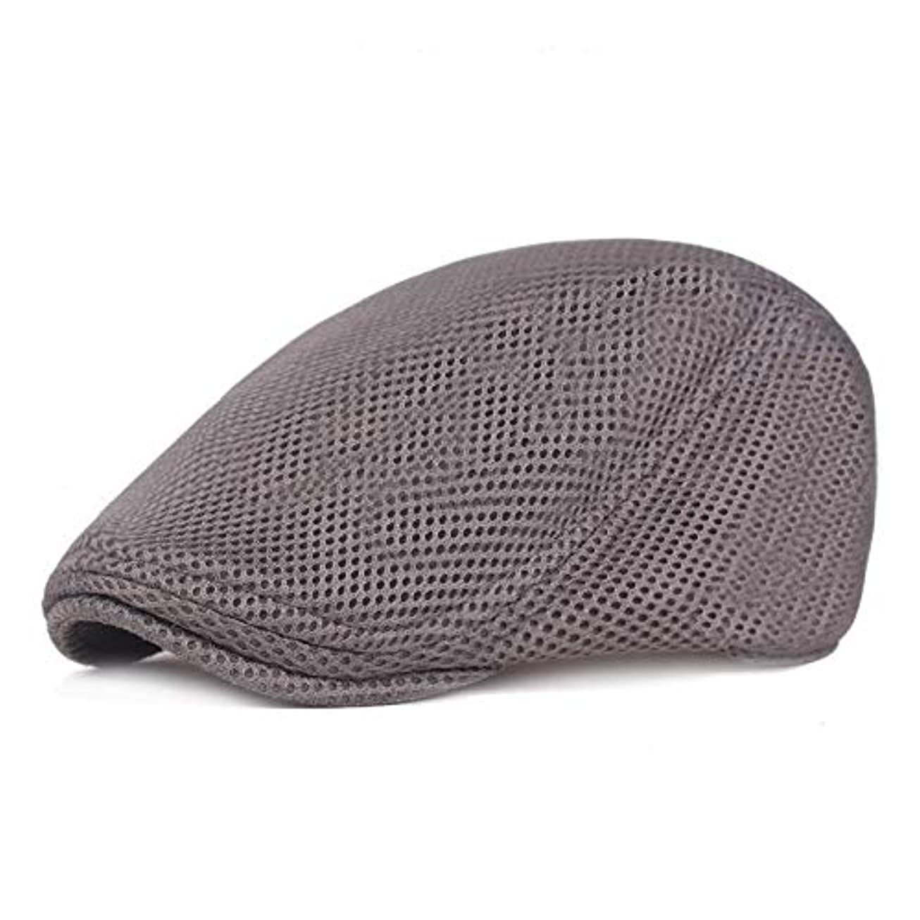 ボイド失速億メッシュ ハンチング キャップ 夏用 綿 ベレー帽 調整可能ワークキャップ アウトドアキャップ 男女兼用