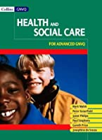 Health and Social Care for Vocational A-level