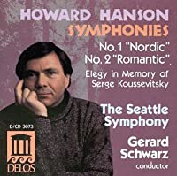 Symphonies 1 & 2 / Elegie