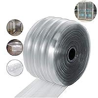 プラスチック晴れPVCスクラッチガードリブ付き にとって ワークショップ、ガレージ 、倉庫 Ljianw (Color : 12pcs, Size : 15X250CM)