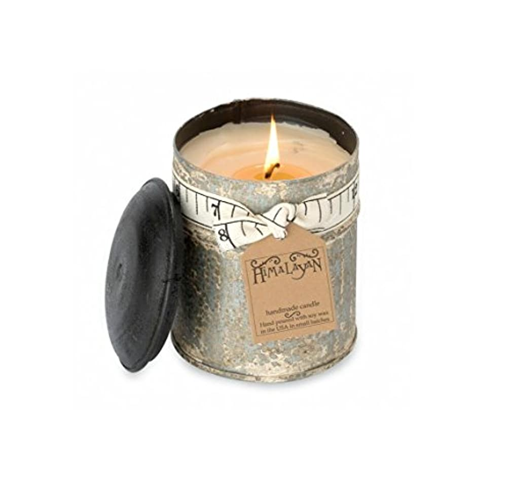 破壊するアルコール(Campfire) - Himalayan Trading Post Spice Tin Soy Candle, Campfire, 240ml