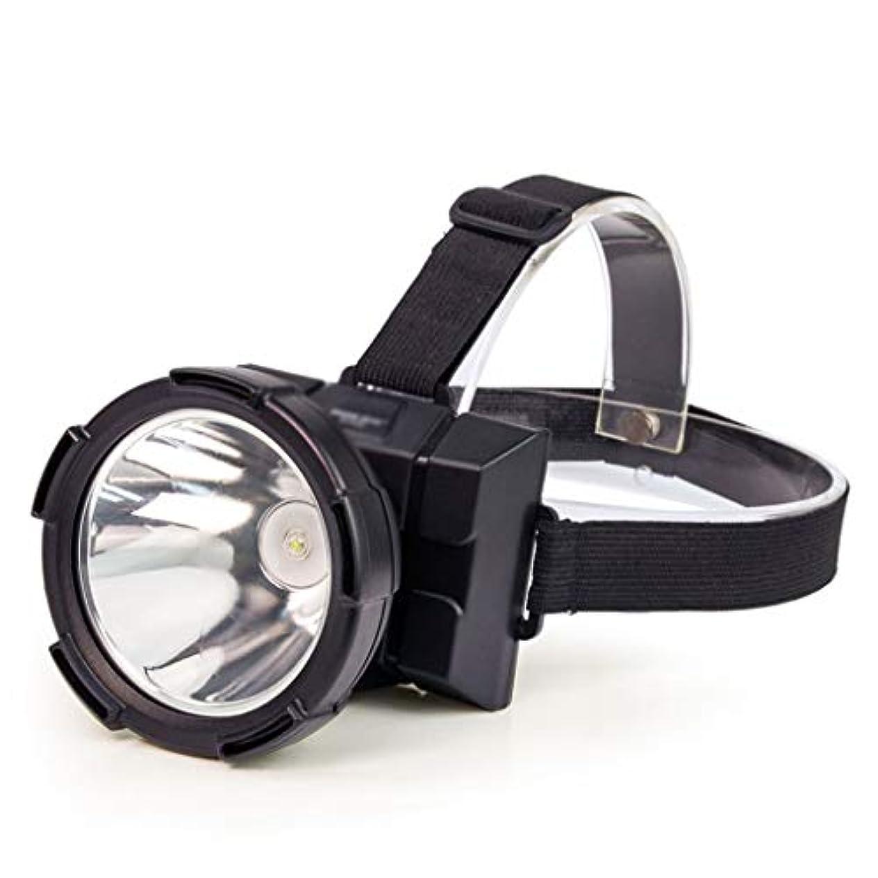 識別する不透明な多年生屋外の超明るいLEDグレア釣りキャンプ緊急照明乗馬懐中電灯多機能経済的で実用的なヘッドライト