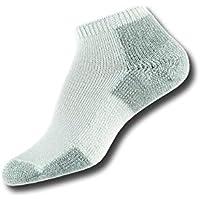 Thorlos Unisex Thick Padded Running Socks, Micro Mini