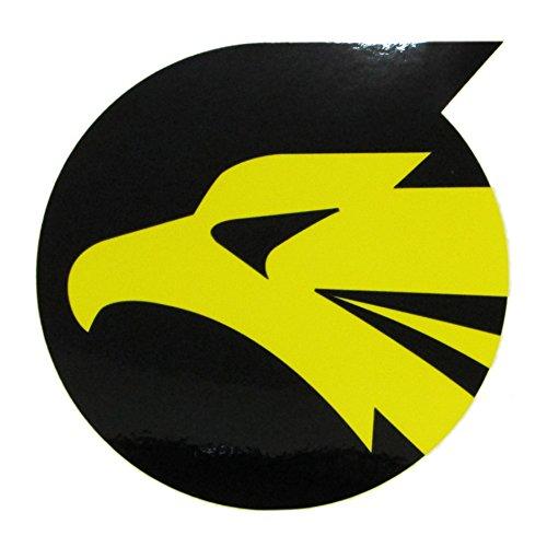 自衛隊グッズ 耐水性ステッカー 小松基地 第306飛行隊 イヌワシ