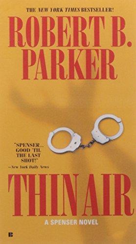 Thin Air (Spenser)