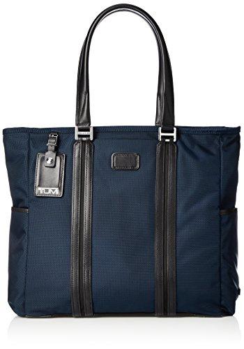 [トゥミ] トートバッグ 公式 正規品 日本限定コレクション JARVIS ノース・サウス・トート ネイビー/ブラック