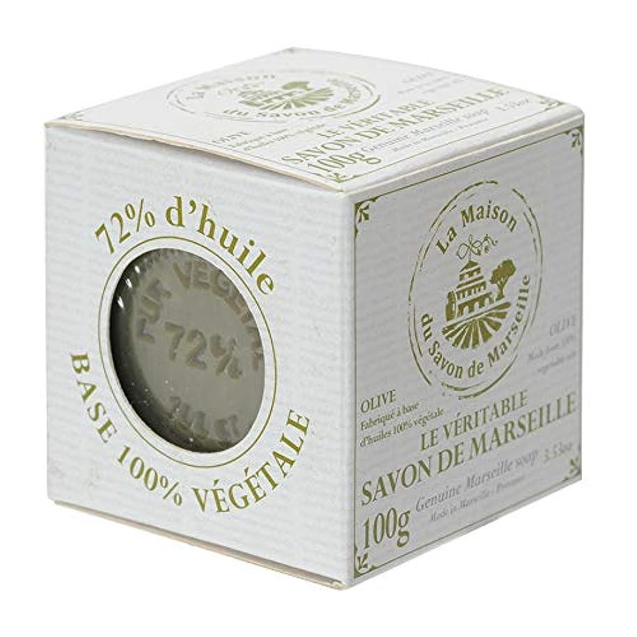 食べるつま先ディスコノルコーポレーション マルセイユ石鹸 オリーブ UPSM認証マーク付き 100g MLL-4-1