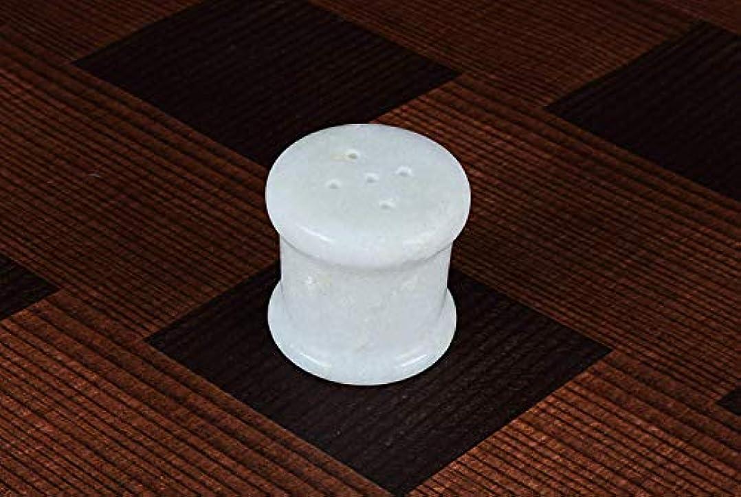 予見する数学的なオーバーコートOBRAWAL'S Incense Stick Holder | Agarbatti Holder Marble/Stone- 2'' (5x5x5 cm) Approx. [ HxLxW ]