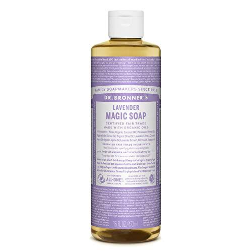 ドクターブロナー マジックソープ(magic soap) ラベンダー 473ml ネイチャーズウェイ