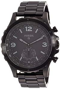 [フォッシル]FOSSIL 腕時計 Q NATE ハイブリッドスマートウォッチ FTW1115 メンズ 【正規輸入品】
