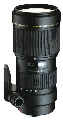 TAMRON 大口径望遠ズームレンズ SP AF70-200mm F2.8 Di ニコン用 フルサイズ対応 A001NII