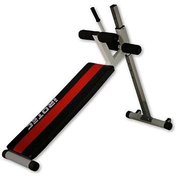 IROTEC (アイロテック) パワークランチベンチ/腹筋 腹筋マシン 腹筋トレーニング器具 筋トレ ダイエット器具
