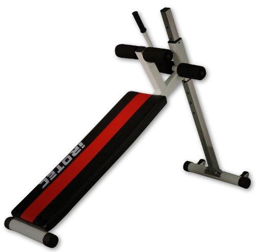 IROTEC(アイロテック)パワークランチベンチ/腹筋 腹筋マシン 腹筋トレーニング器具 筋トレ ダイエット器具