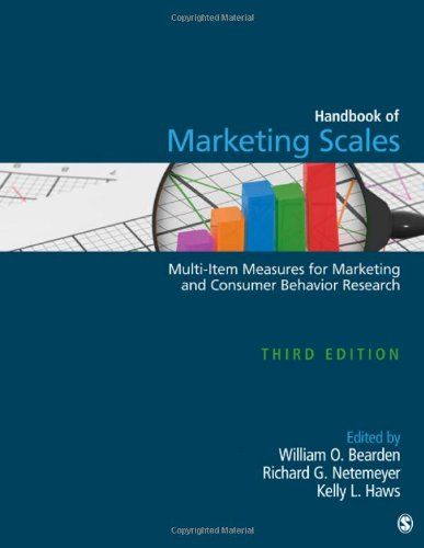 Download Handbook of Marketing Scales (Association for Consumer Research) 1412980186