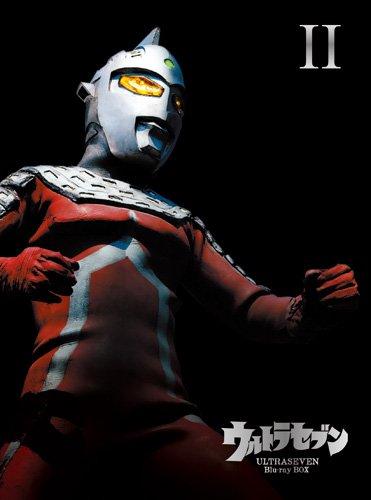 ウルトラセブン Blu-ray BOX II