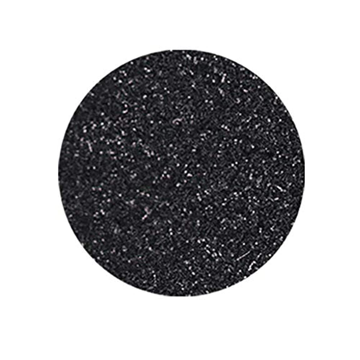 まともな熟した洗剤グリッターシュガーパウダー【ブラック】シュガー ラメ 偏光パウダー ネイルアート