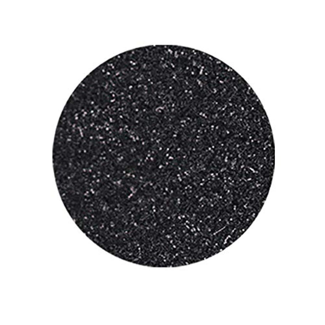 ゼリー長いですシンポジウムグリッターシュガーパウダー【ブラック】シュガー ラメ 偏光パウダー ネイルアート
