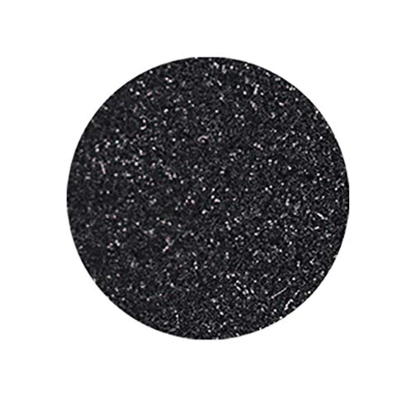おもしろいまもなく船形グリッターシュガーパウダー【ブラック】シュガー ラメ 偏光パウダー ネイルアート
