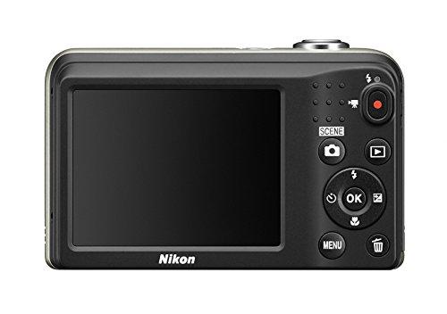 Nikon デジタルカメラ COOLPIX A10 シルバー 光学5倍ズーム 1614万画素 乾電池タイプ A10SL