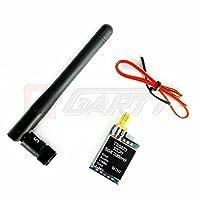 GARTT® TS5823 5.8G 200MW 32CH ミニ AV 送信機 マルチコプター対応
