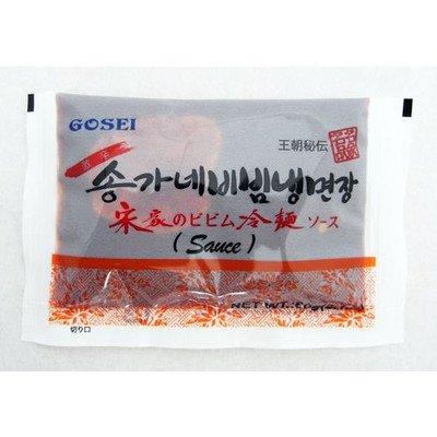 宋家ビビン冷麺タレ60g [並行輸入品]