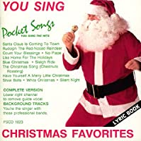 Christmas Favourites - Various (Karaoke) CD