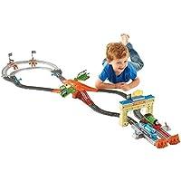 Fisher-Price Thomas the Train Track Master Thomas & Percy's Railway Race Set [並行輸入品]