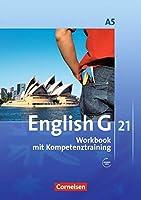 English G 21. Ausgabe A 5. Workbook mit Audios online: 9. Schuljahr