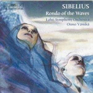 シベリウス:交響詩「海の精」Op73(現行版) 他 [Import]