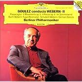 ヴェーベルン:管弦楽のためのパッサカリア