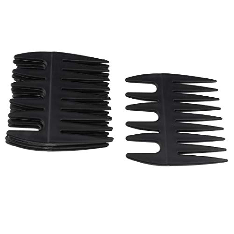 B Blesiya 5本 ヘアピックコーム ヘアカラー ヘアブラシ プロ 美容師