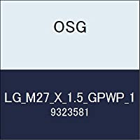 OSG ゲージ LG_M27_X_1.5_GPWP_1 商品番号 9323581