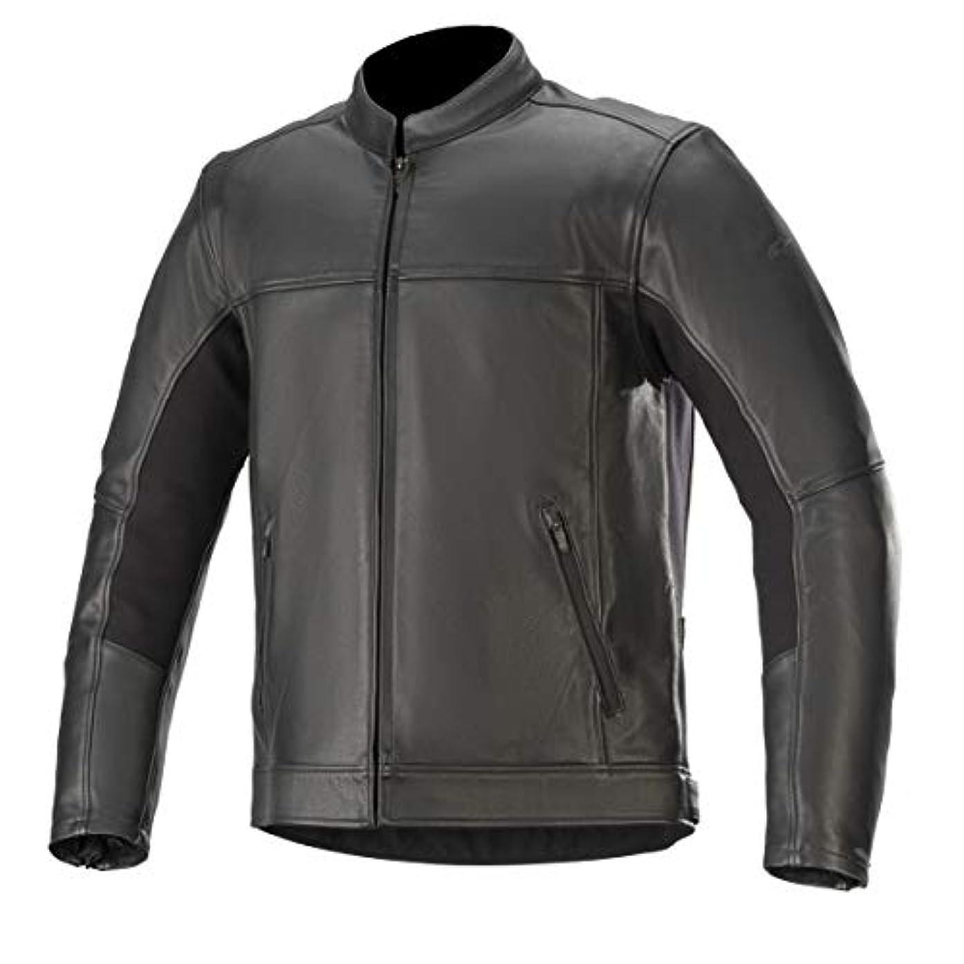 ホールド十億付き添い人Alpinestars トパンガ レザージャケット L ブラック 3109020