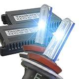 ハイエース 200系 3型前期 フォグランプ HID 35w HB4 8000k