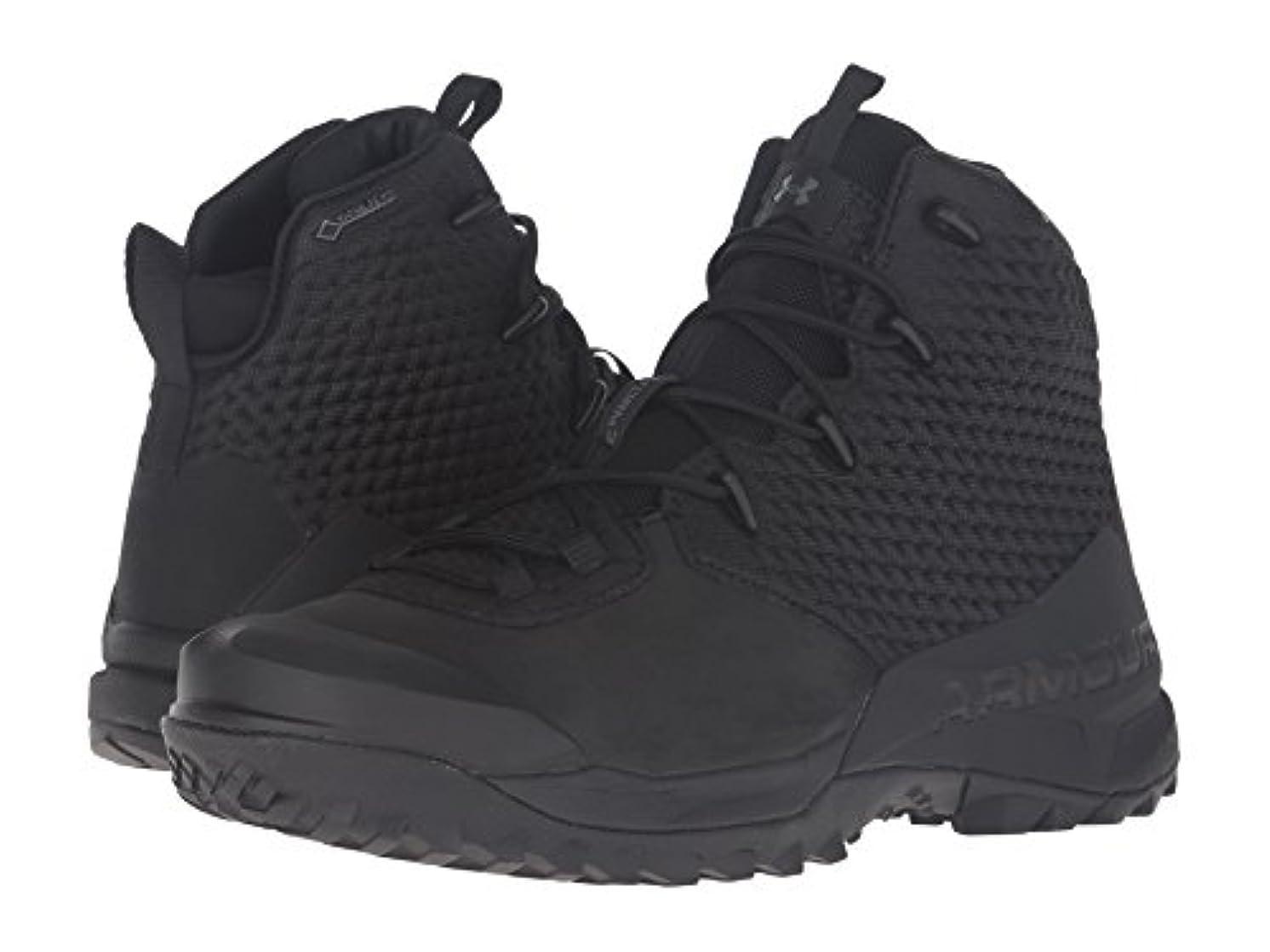キリスト高度フレッシュ(アンダーアーマー) UNDER ARMOUR メンズブーツ?靴 UA Infil Hike GTX Black/Black 11.5 (29.5cm) D - Medium