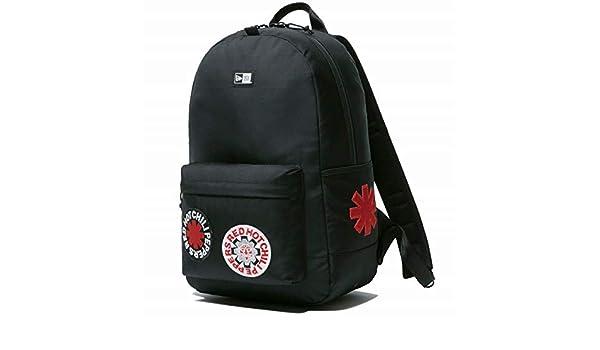 5e45cc6d959b Amazon | (ニューエラ) NEW ERA リュック 24L ライトパック RED HOT CHILI PEPPERS ブラック ONE  SIZE | NEW ERA(ニューエラ) | メンズ