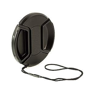 BlueBeach 40.5mm レンズキャップ - ストリングでクリップする ビデオカメラ、カメラ用 - 各社対応 Canon / Nikon / Olympus / Panasonic / Pentax / Samsung / Sony / Leica