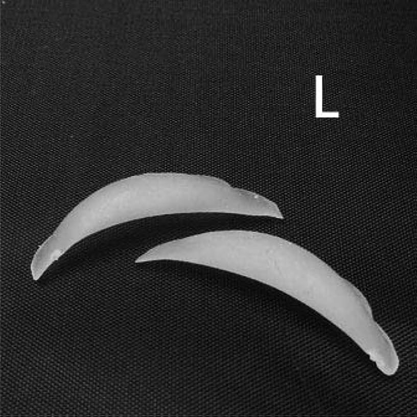 マニアックつまらない平手打ち【Aタイプ】シリコンロット 【まつげカール】 (Lサイズ)