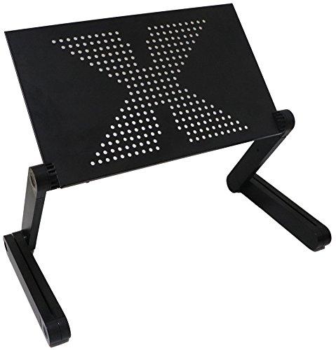 [해외]노트북 스탠드 노트북 데스크 노트북 스탠드 자세 | 각도 조절 접이식 표준형 침대도 소파도 자유롭게 컴퓨터를 사용할 360도 조정 가능한 PC 스탠드 컴퓨터 책상/Laptop Stand Stand Wrap Desk PC Stand Stand | Angle Adjustable Folding Standard...