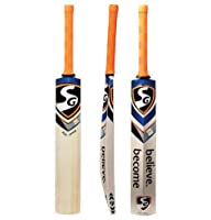 (RSD Spark) - SG Kashmir Willow Cricket Bat Full Size with Cover