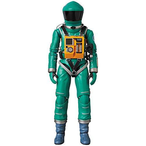 MAFEX マフェックス No.089 2001年宇宙の旅 スペーススーツ グリーンバージョン 全高約160mm 塗装済み 可動フィギュア