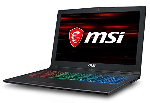MSIゲーミングノート GF62 8RD-066JP/Windows10/ 第8世代 Corei7 /15.6FHD /16GB /128GBSSD+1TBHDD /GTX 1050 Ti 4GB