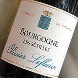 2014 ブルゴーニュ・ブラン・レ・セティーユ 750ml 【オリヴィエ・ルフレーヴ】 ブルゴーニュ白ワイン