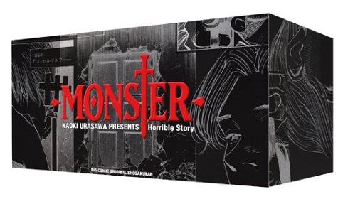 MONSTER 全18巻セットの詳細を見る