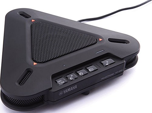 YAMAHA Web会議用マイクスピーカー PJP-20UR 小型・軽量