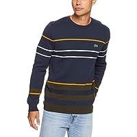 Lacoste Men's Multi Stripe Knit