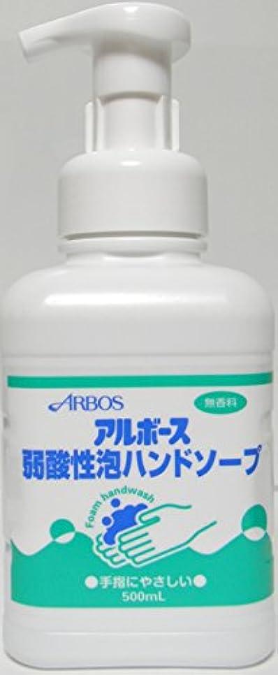 放射性壮大浴室アルボース弱酸性泡ハンドソープ