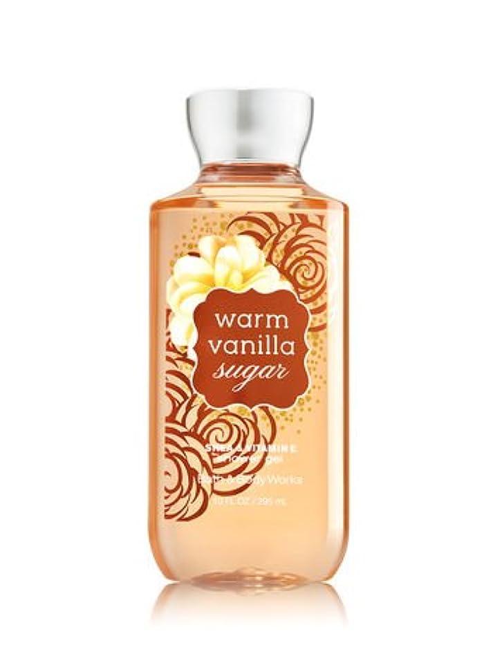 ファーザーファージュ熱望するアプライアンス【Bath&Body Works/バス&ボディワークス】 シャワージェル ウォームバニラシュガー Shower Gel Warm Vanilla Sugar 10 fl oz / 295 mL [並行輸入品]