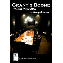 Grant's Boone - Initial Interview