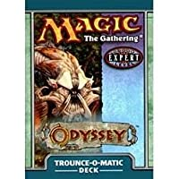 Magic the Gathering MTG Odyssey Trounce-O-Matic Theme Deck